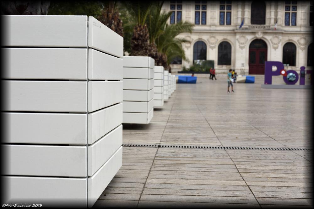 Place d'armes - Poitiers