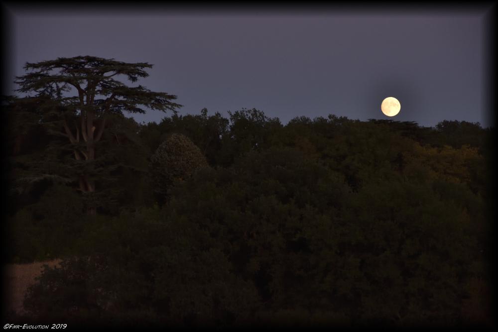 Le Bierson - Lever de pleine Lune