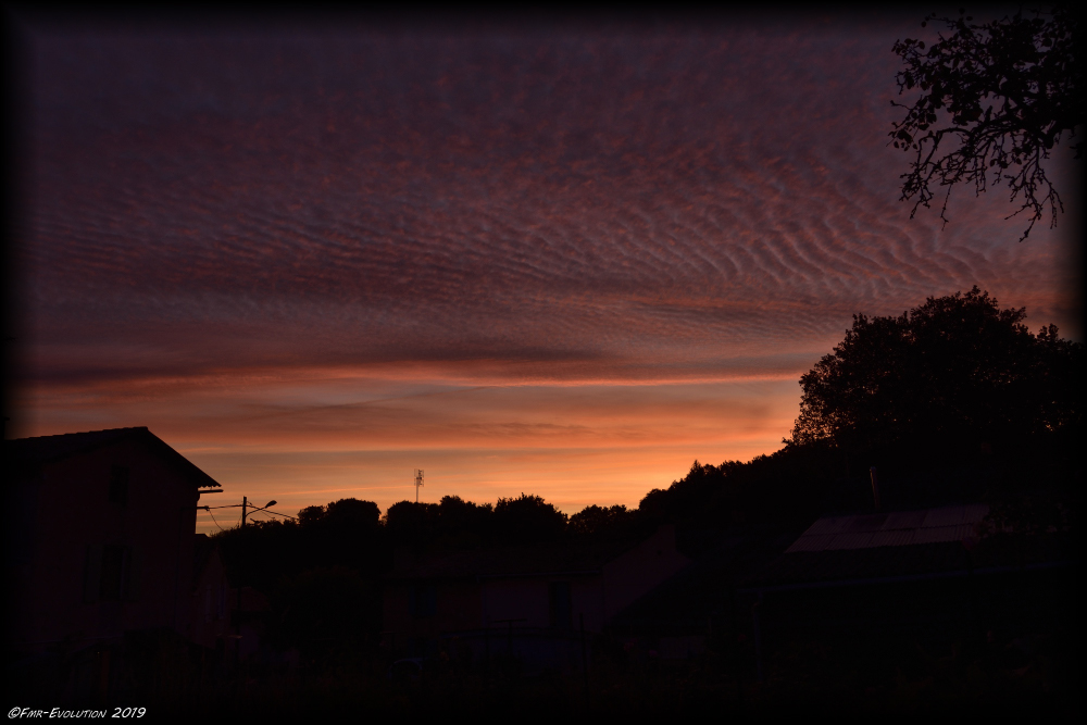 Moulin Garnier - Ciel du matin