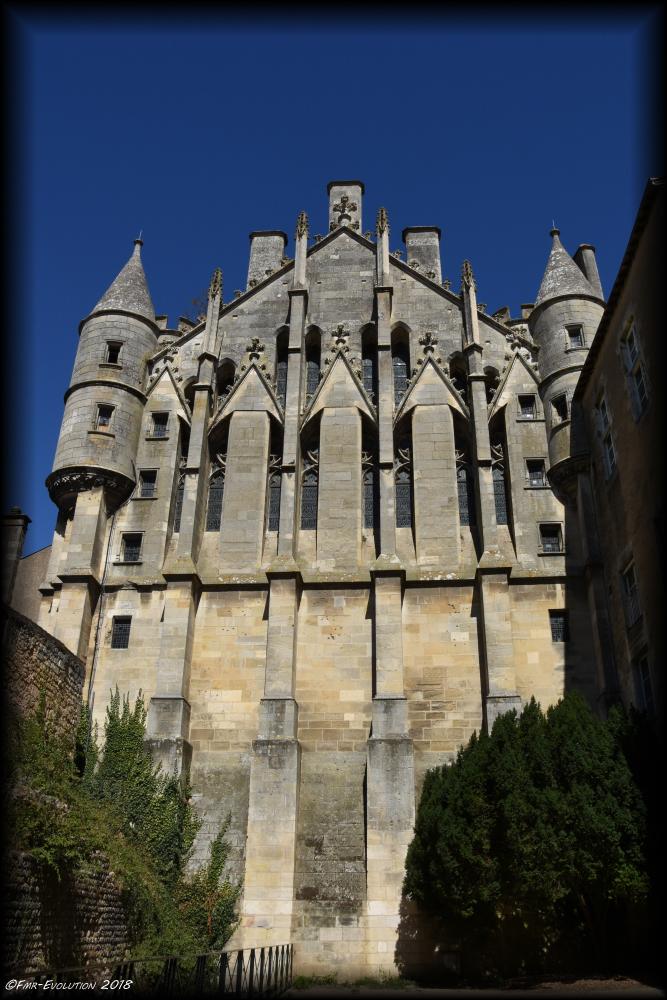 Ancien Palais de Justice - Poitiers