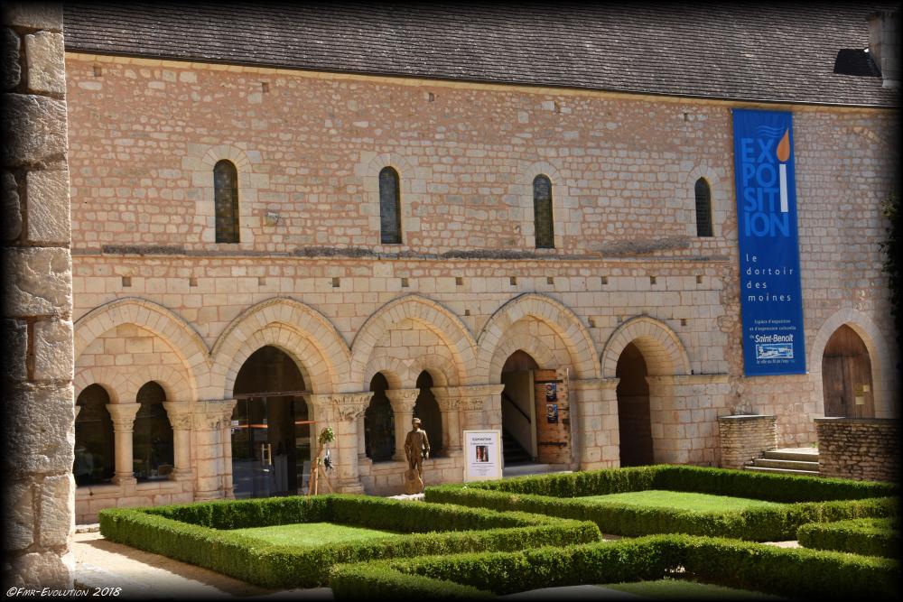 Dortoir des Moines - Saint Benoit