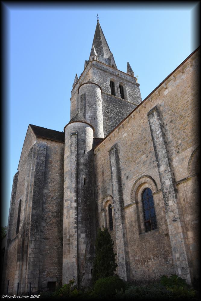 Eglise - Saint Benoit