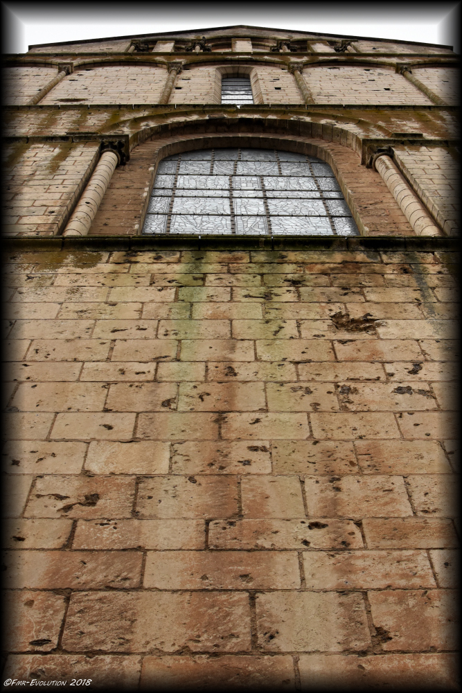 Façade arrière - Cathédrale Saint Pierre - Poitiers