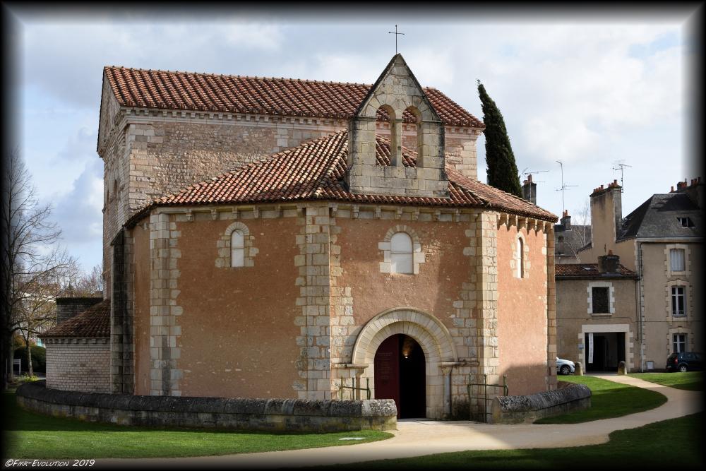 Baptistère Saint-Jean - Poitiers