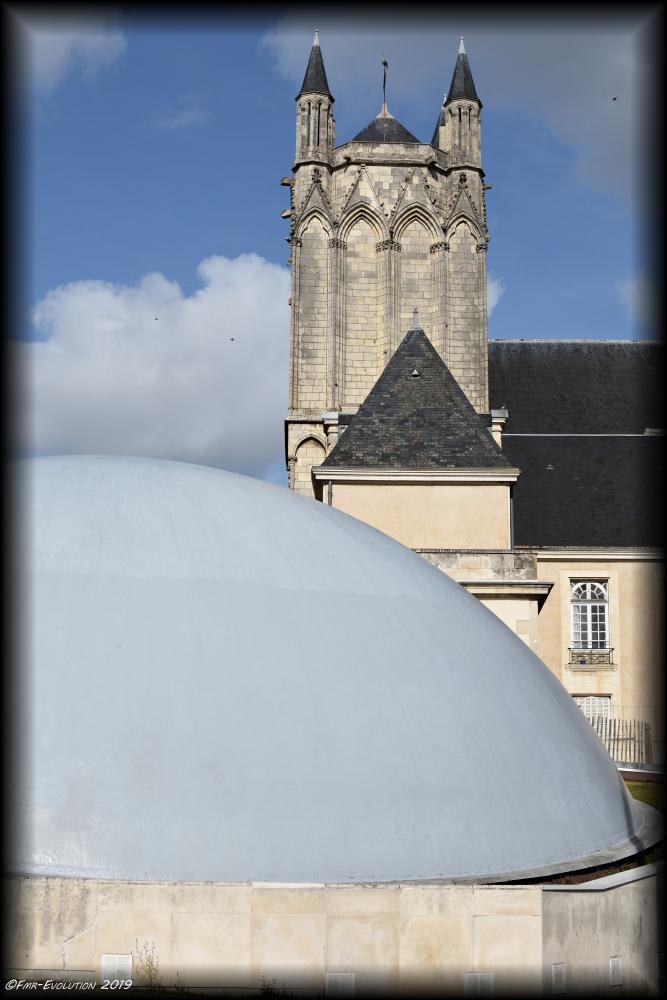 Cathédrale Saint Pierre - Poitiers