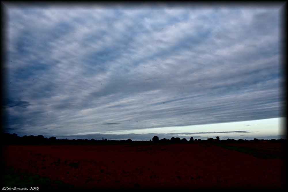 Bierson - Ciel du soir