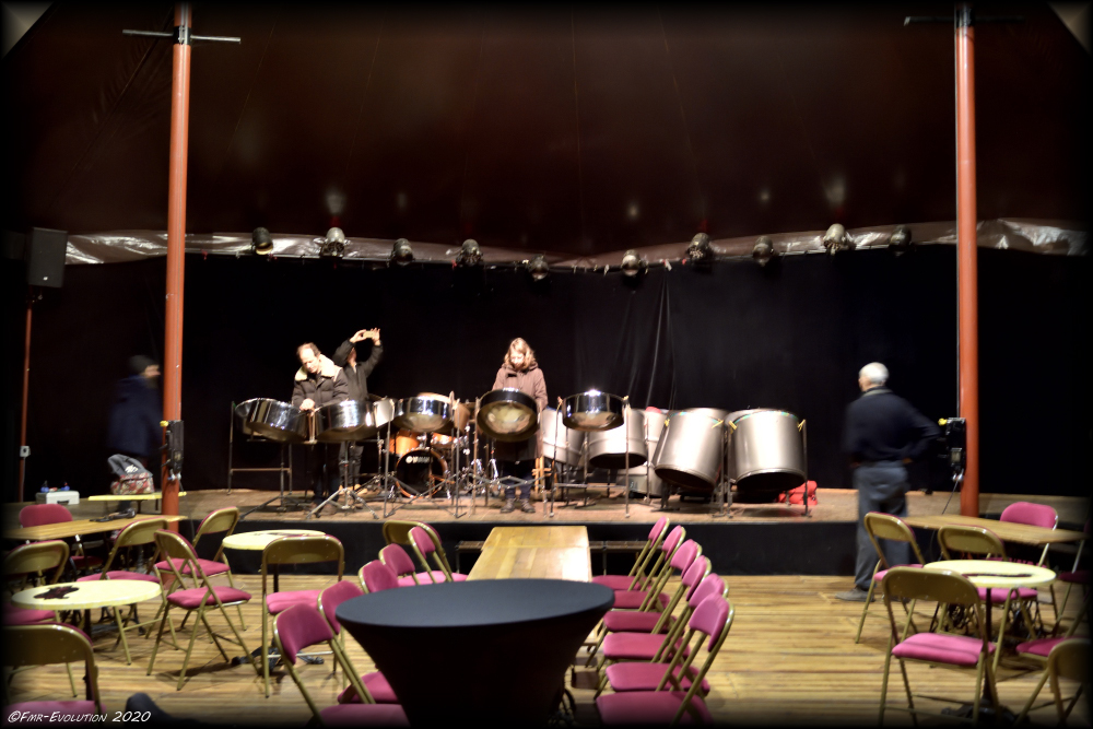 Installation - Another Steel Orchestra