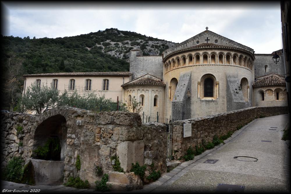 Saint Guilhem le Désert - Abbaye