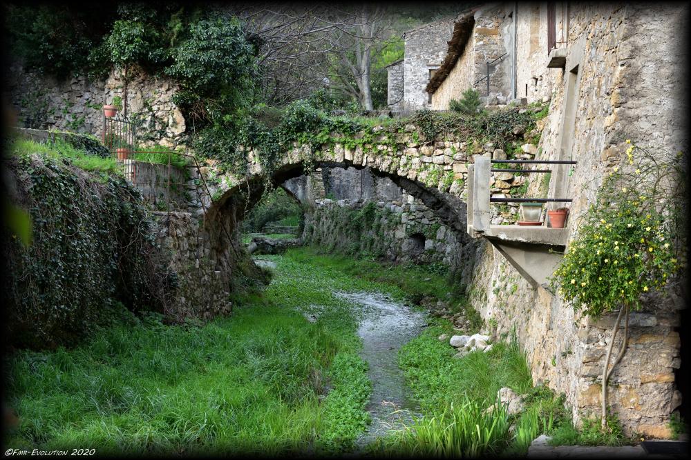 Saint Guilhem le Désert - Pont