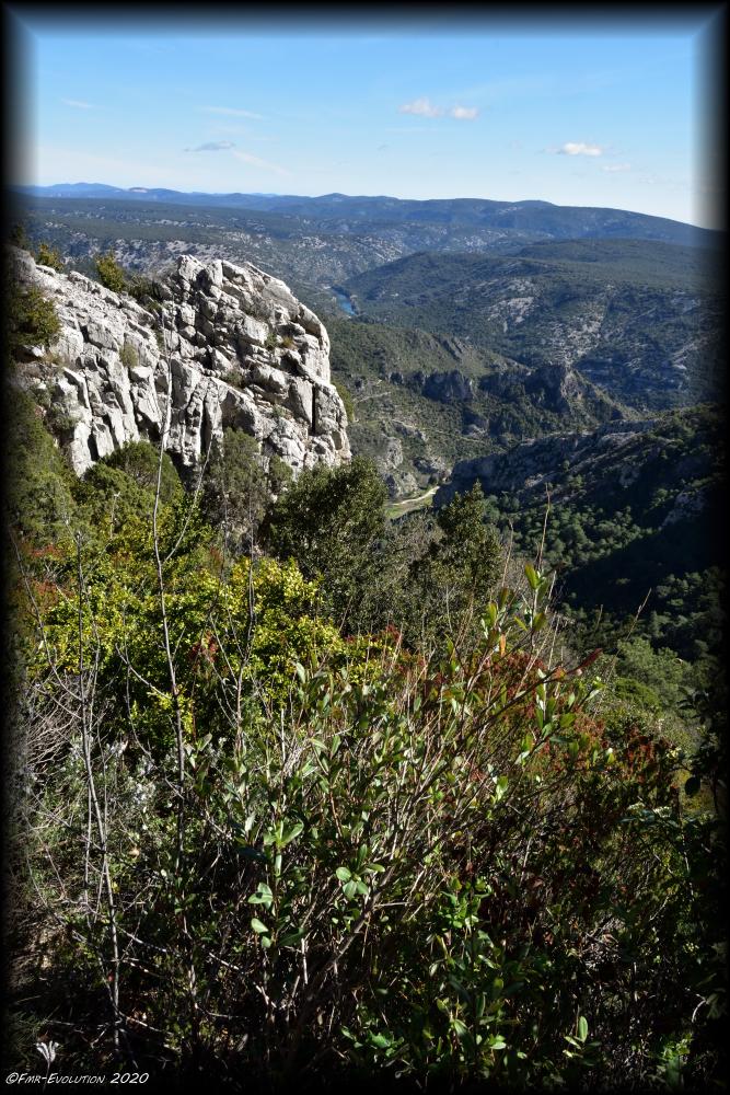 Saint Guilhem le Désert - Fenestrelles Gorges du Tarn