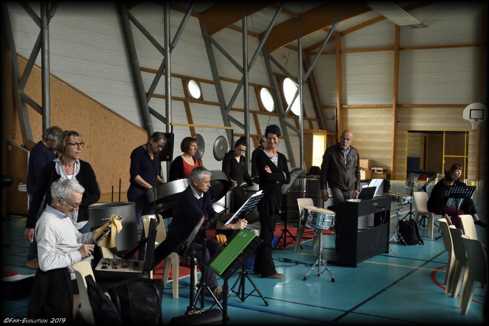 Le chemin de Ravel - Générale - les musiciens