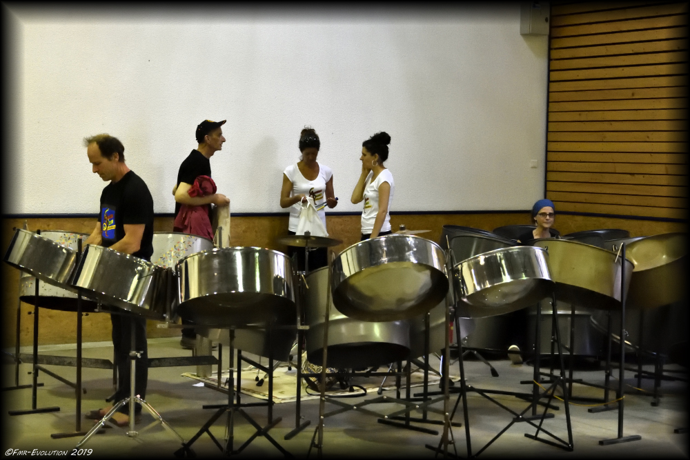 Another Steel Orchestra - Crest
