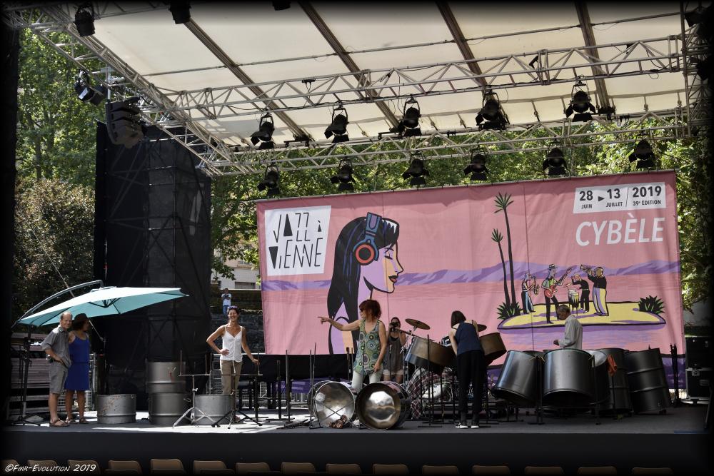 Another Steel Orchestra - Jazz à Vienne