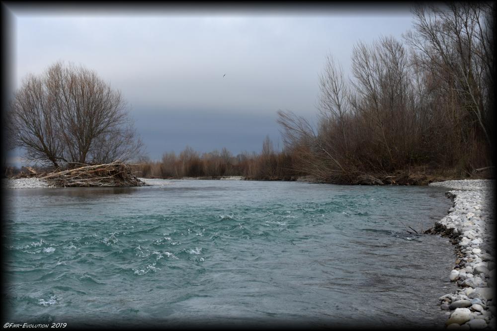 Drôme - hiver