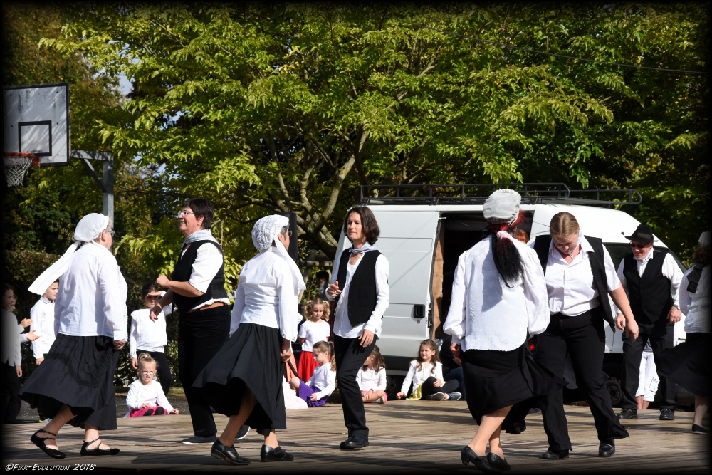 Marçay - Danse Traditionnelle
