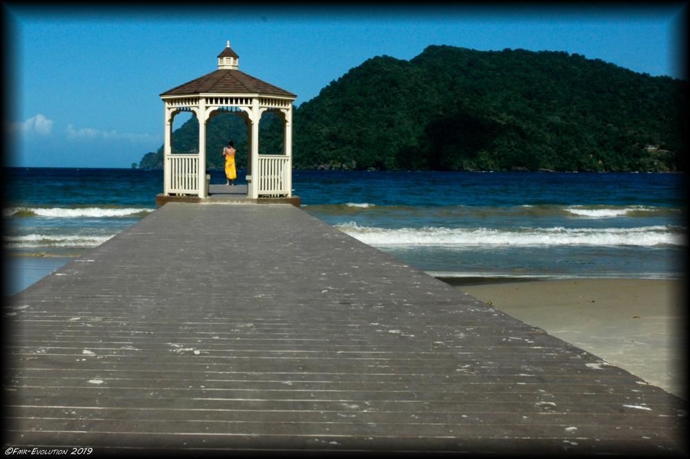 Maracas Bay - Kiosque