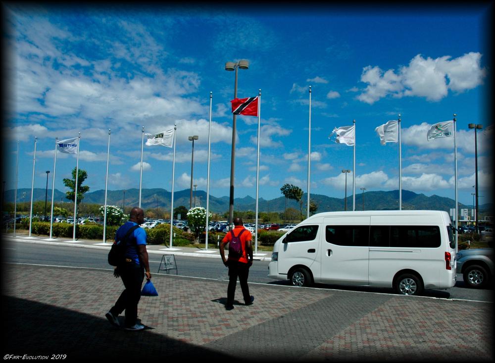 Tobago - Aéroport