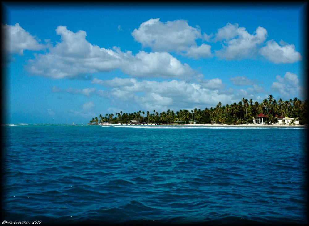 Tobago - Vu du large