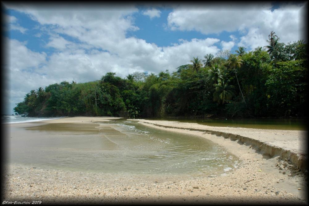 Blanchisseuse - coté plage