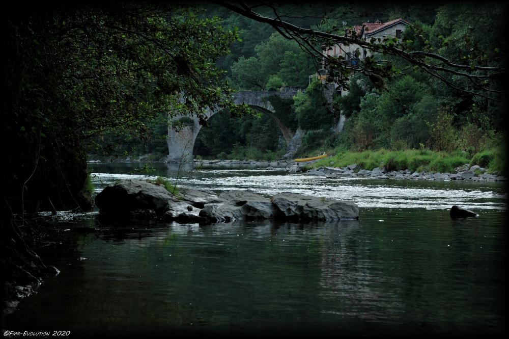 Le Tarn - Le Rozier