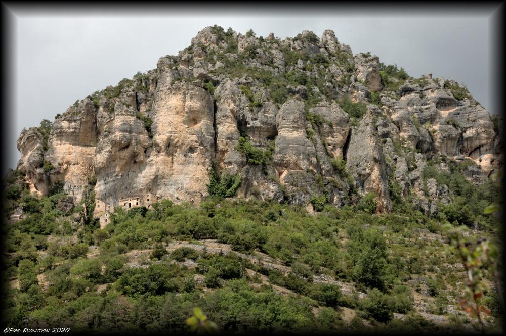 Causse Sauveterre - Vue du Causse Méjean