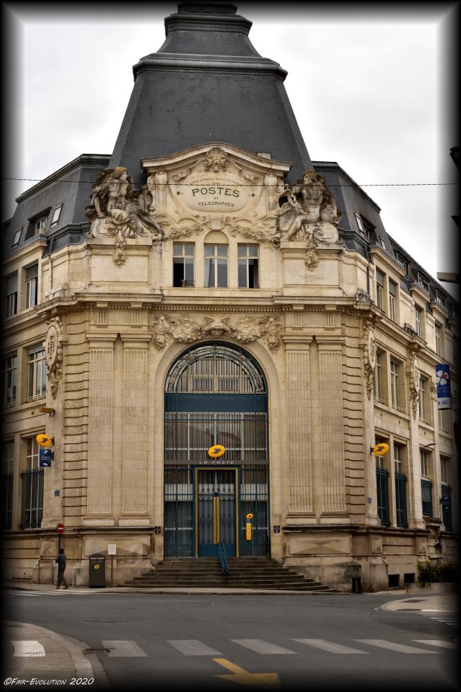 La poste - Poitiers