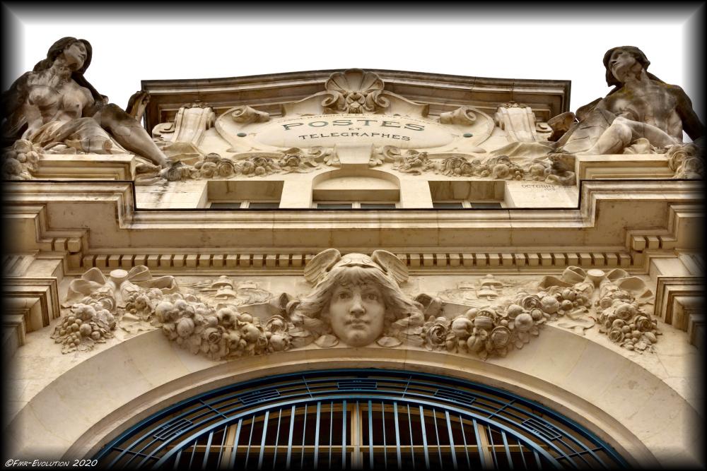 Détail - La Poste - Poitiers