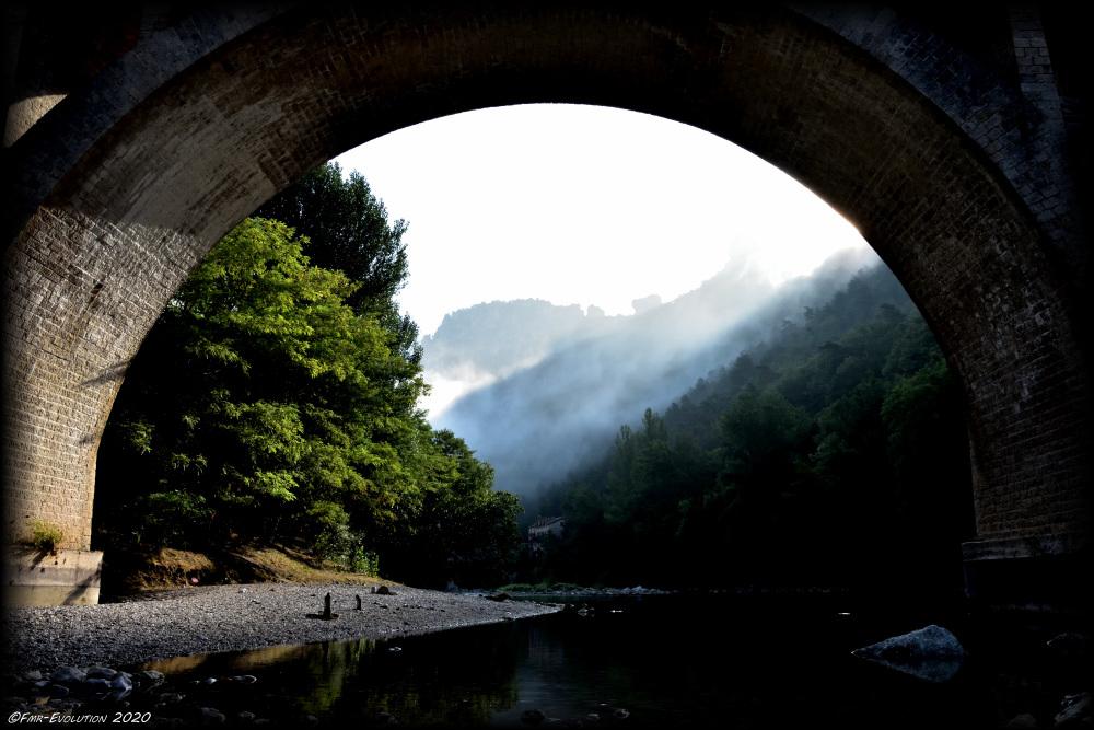 Pont de la Muse - Gorges du Tarn