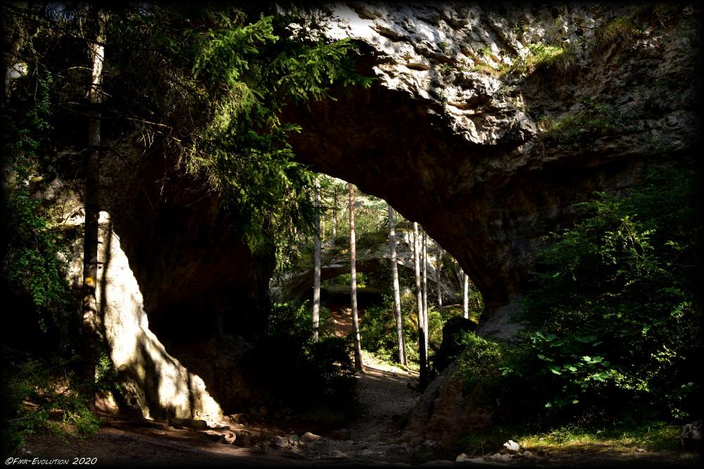 Arcs - Gorges de la Jonte