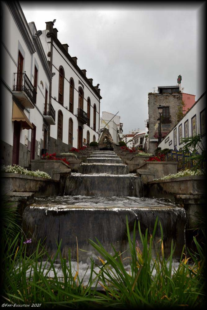 Fontaine - Firgas
