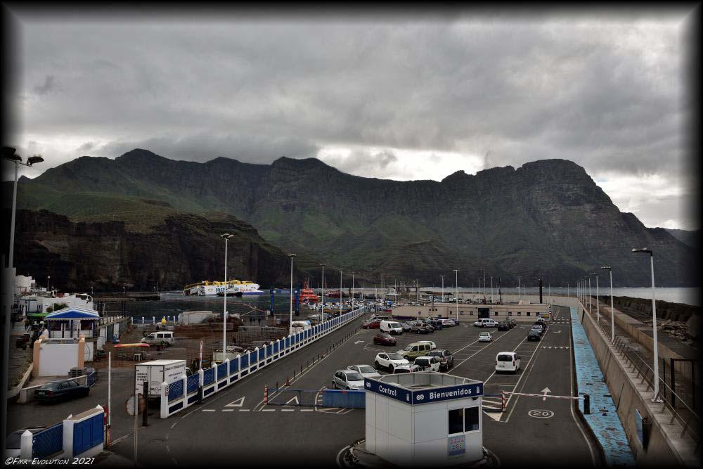Puerto de las Nieves - Agaete