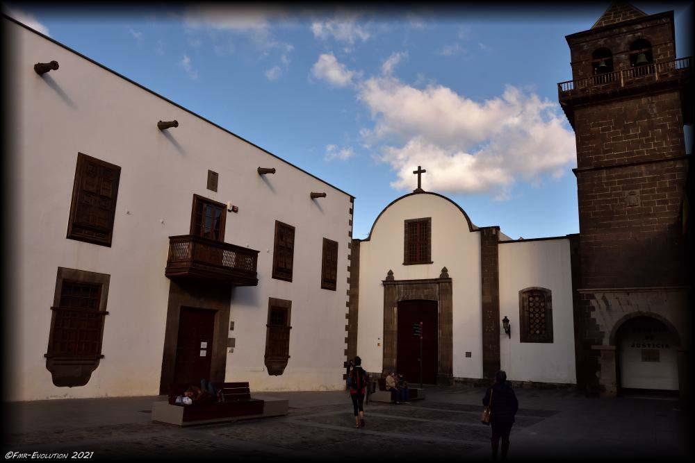 Quartier Vegueta - Las Palmas