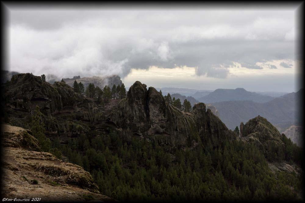 Roque Nublo - Alt 1800m