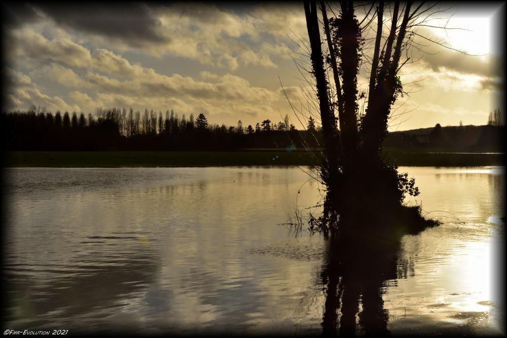 Le Clain - Plaine de Chezeau